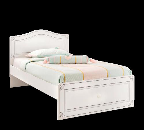łóżko Dziecięce Prowansalskie Selena 120 X 200