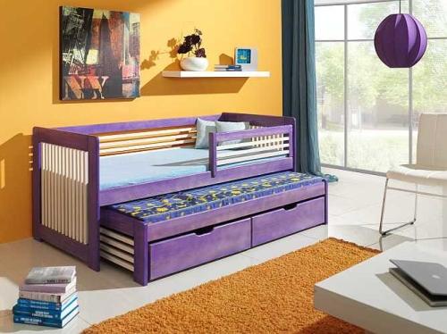 łóżko Piętrowe Aneta Podwójne Spanie Dla Dzieci