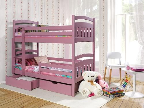 łóżko Piętrowe Jola Podwójne Spanie Dla Dzieci