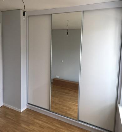 Meble Jarosz wykonują szafy wnękowe w Niemczech