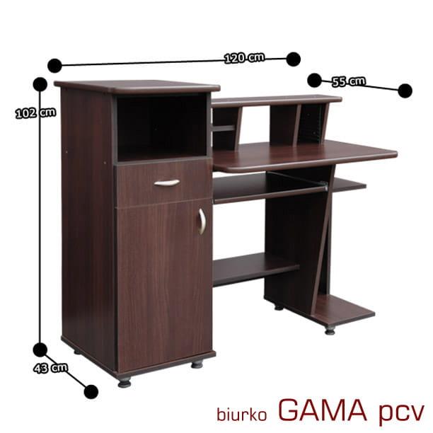 Biurko Pod Komputer Gama Pcv