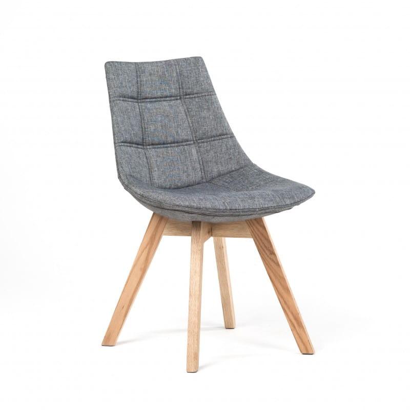Krzesło Tapicerowane Wenecja Nowoczesne Eleganckie Krzesła Do Restauracji Kawiarni