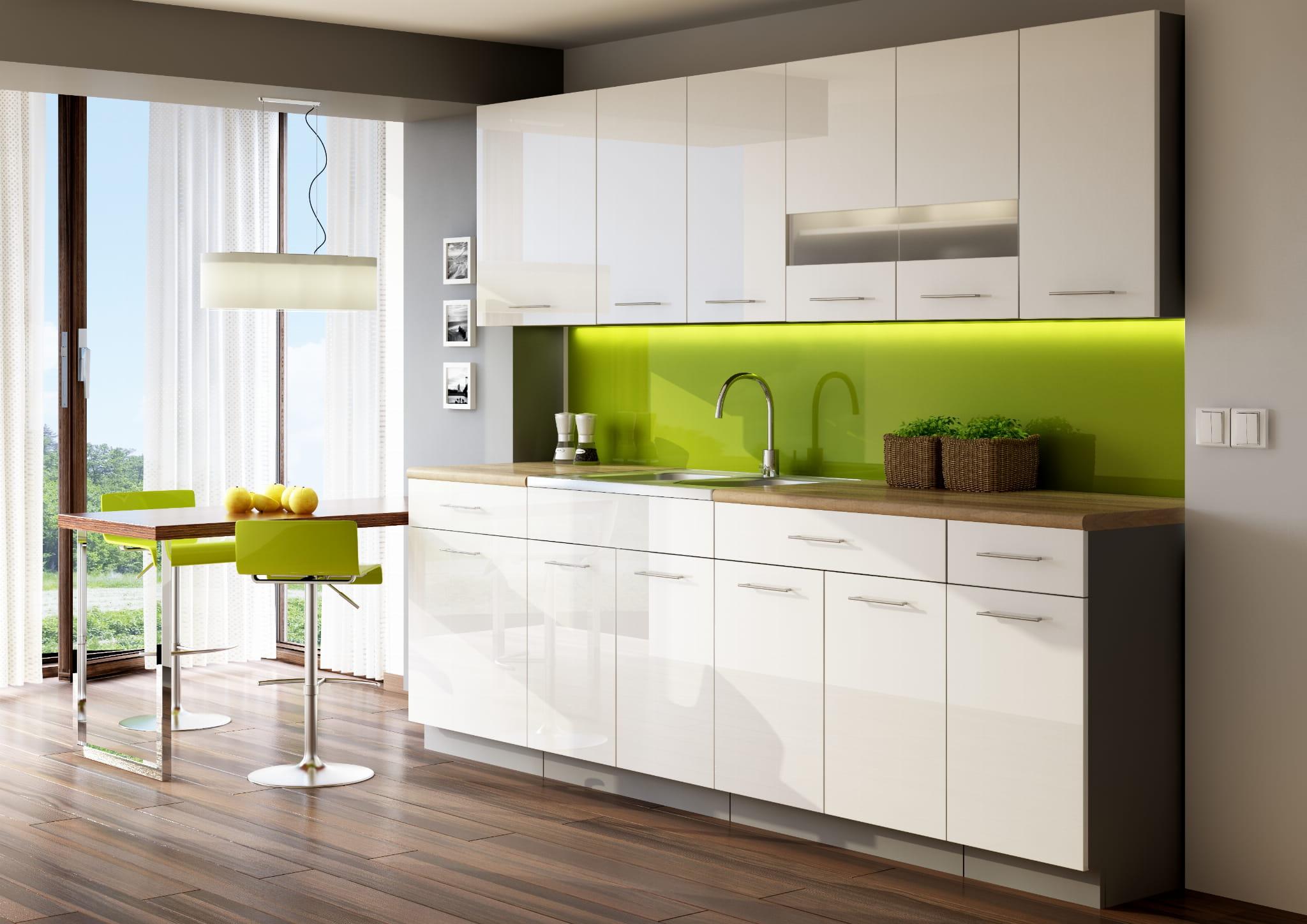 tanie meble kuchenne blanco singiel r243żne kolory meble