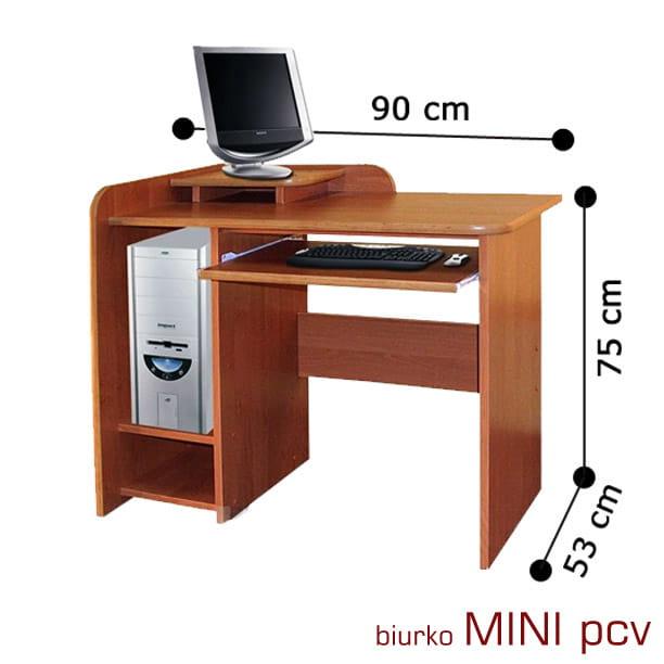 Biurko Pod Komputer Mini Pcv