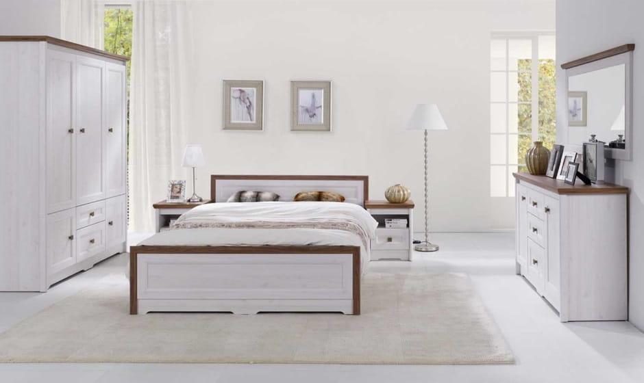 łóżko 160 X 200 Parys Ps 16 Tanie Meble Do Sypialni