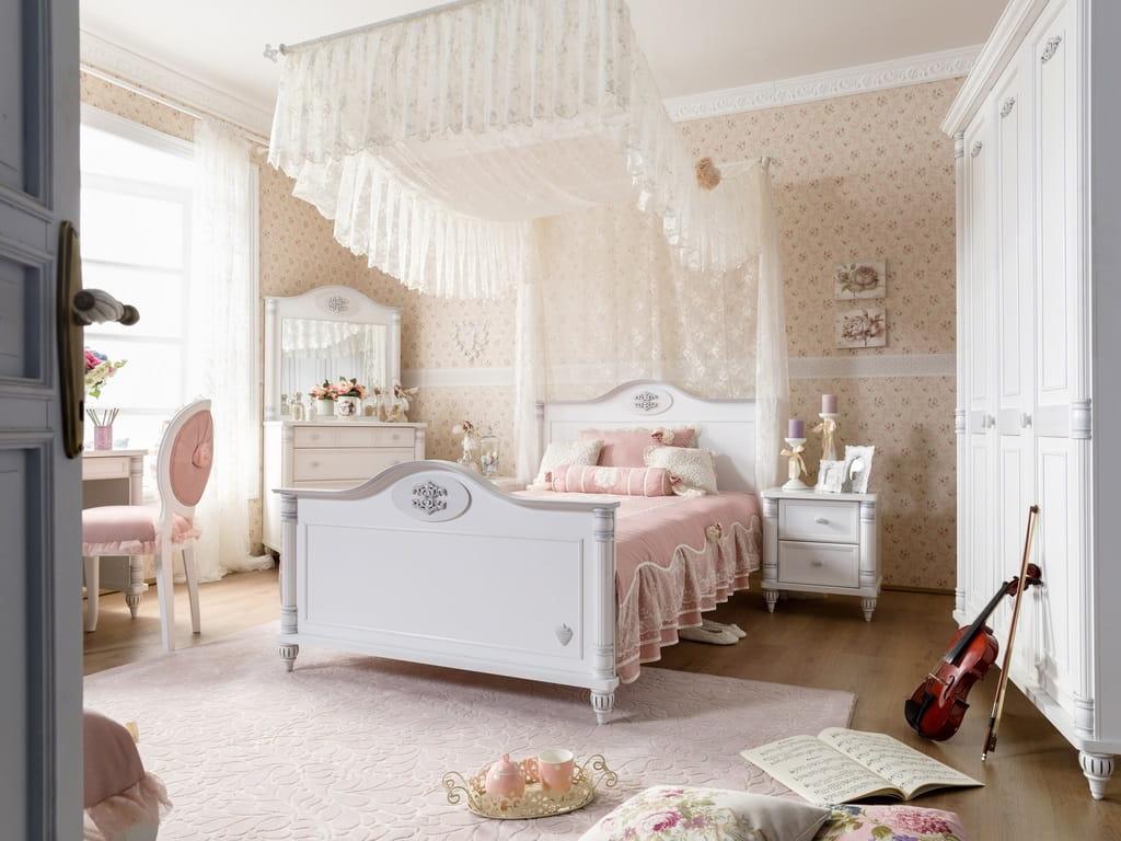 Meble Dziecięce Romantic Barierka Do łóżka