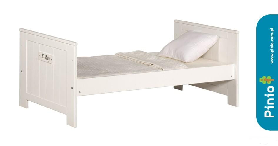 Meble Marsylia łóżko Blanco Tanie łóżka Dziecięce