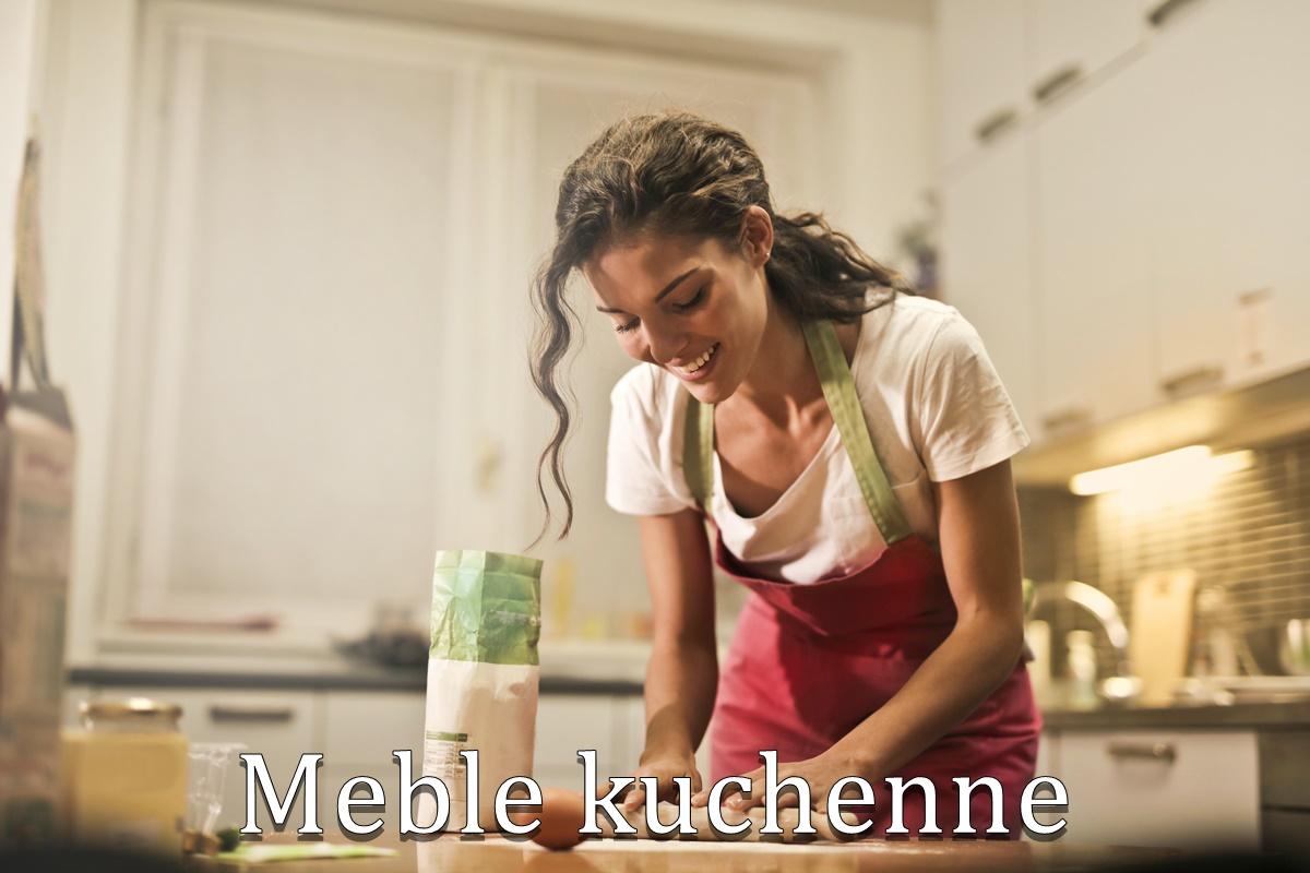 meble kuchenne na wymiar